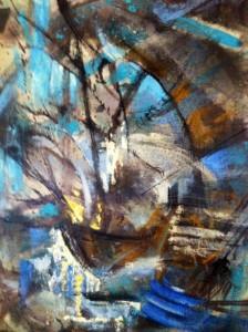 Expresionismo abstracto - La Fragata