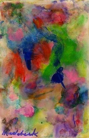 Impresionismo abstracto M.D Kanter