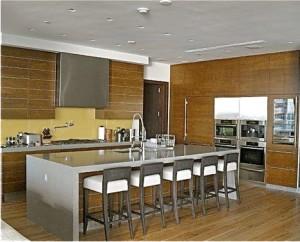 LEATHER KITCHEN CABINETS (Cueros Arquitectónicos – Artefactos – Diseño Interior)