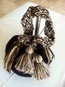 Mochila Wayuu brown