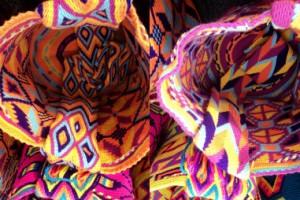 mochilas Wayuu - Tribal geometrico